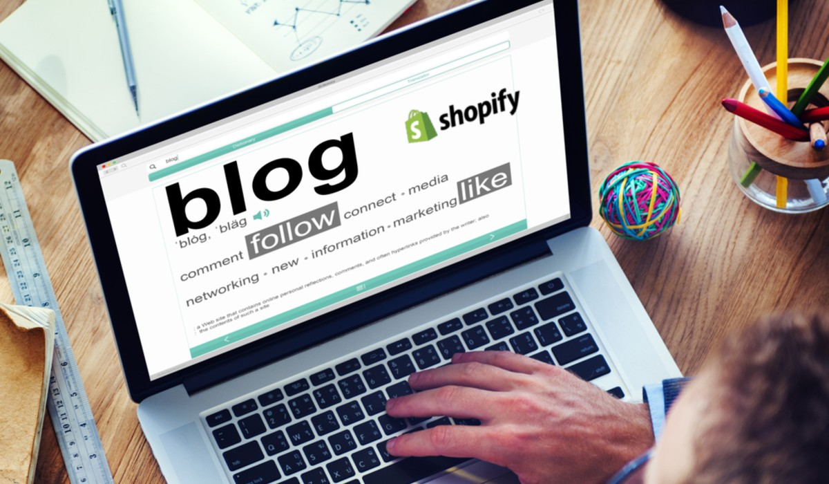 How to integrates the Shopify blog with your eCommerce website?