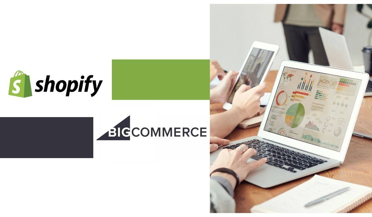 Which is the most appropriate eCommerce platform Shopify Vs. BigCommerce?